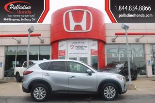 Used 2016 Mazda CX-5 GS- CERTIFIED-CLEAN for sale in Sudbury, ON