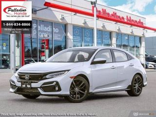New 2020 Honda Civic Hatchback Sport Touring for sale in Sudbury, ON