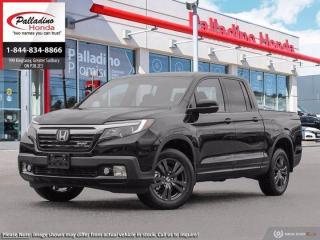 New 2020 Honda Ridgeline SPORT for sale in Sudbury, ON
