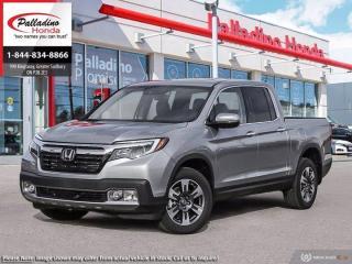 New 2020 Honda Ridgeline TOURING for sale in Sudbury, ON
