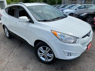 Used 2013 Hyundai Tucson GLS for sale in Scarborough, ON