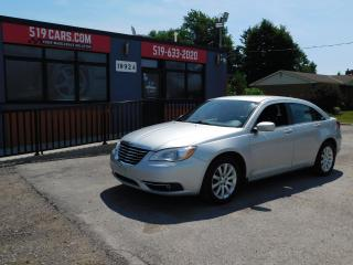 Used 2012 Chrysler 200 Touring | Heated Seats | Cruise for sale in St. Thomas, ON