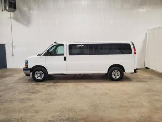 Used 2017 Chevrolet Express LT 3500 Extended for sale in Dundurn, SK