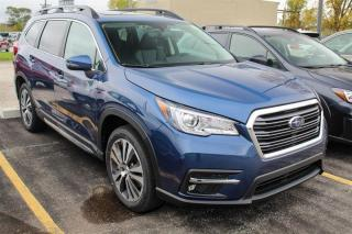 Used 2020 Subaru ASCENT Limited with Captain's Chairs for sale in Sarnia, ON