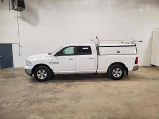 Used 2017 RAM 1500 SLT Crew Cab LWB 4WD for sale in Dundurn, SK