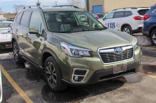 Used 2020 Subaru Forester Limited CVT for sale in Sarnia, ON