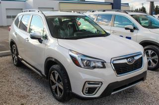 Used 2020 Subaru Forester Premier CVT for sale in Sarnia, ON