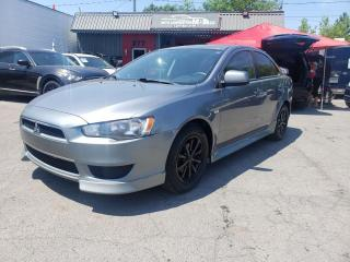 Used 2012 Mitsubishi Lancer 2012 MITSUBISHI LANCER**37.00$/SEM**TOIT for sale in Lemoyne, QC