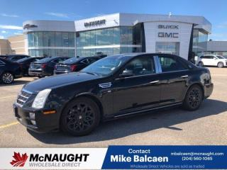 Used 2011 Cadillac STS Luxury for sale in Winnipeg, MB