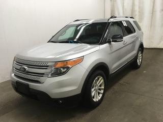 Used 2015 Ford Explorer XLT | 7 PASS | NAVI | CAM | LEATHER | MOON ROOF | for sale in Scarborough, ON