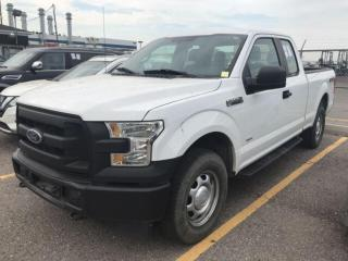 Used 2017 Ford F-150 SUPERCAB XL | 4WD | 6 PASS | 470 TQ | for sale in Scarborough, ON