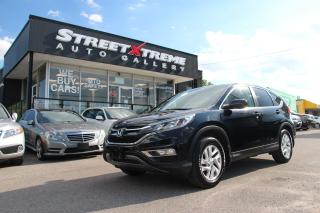 Used 2016 Honda CR-V EX-L for sale in Markham, ON