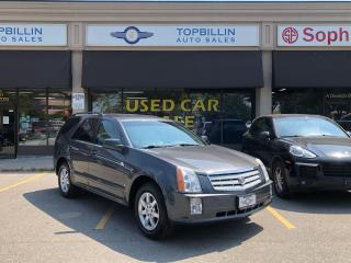 Used 2008 Cadillac SRX 7 Passenger, 2 Years Warranty for sale in Vaughan, ON