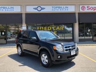 Used 2009 Ford Escape XLT, 2 Years Warranty for sale in Vaughan, ON