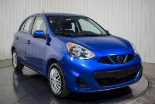 Used 2015 Nissan Micra SV A/C CAMERA DE RECUL for sale in St-Hubert, QC