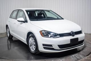 Used 2017 Volkswagen Golf TRENDLINE+ A/C MAGS CAMERA DE RECUL for sale in Île-Perrot, QC