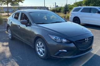 Used 2015 Mazda MAZDA3 GX A/C GROUPE ELECTRIQUE  PUSH TO START for sale in Île-Perrot, QC