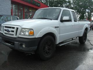 Used 2010 Ford Ranger SPORT 4WD SuperCab for sale in London, ON