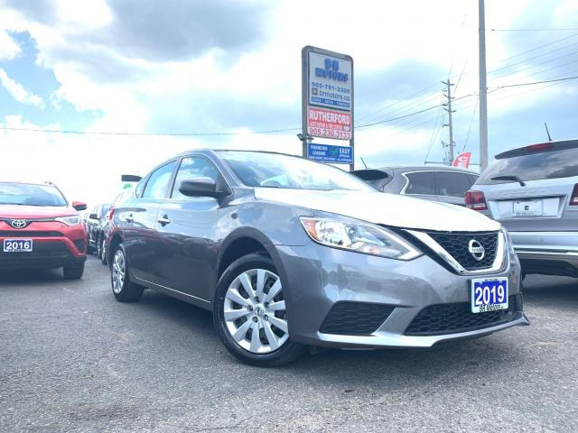 2019 Nissan Sentra No Accidents | New Vehicle | S | Automatic LOW KM'