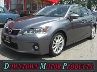 Used 2012 Lexus CT 200h for sale in London, ON