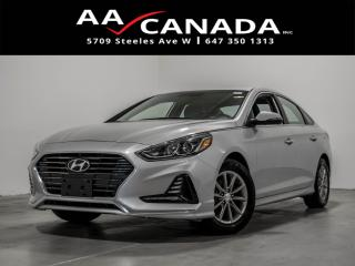 Used 2018 Hyundai Sonata GL for sale in North York, ON