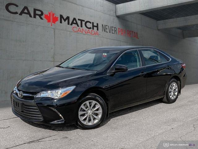 2017 Toyota Camry LE / AC / AUTO / 72,349 KM