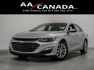 Used 2019 Chevrolet Malibu LT for sale in North York, ON