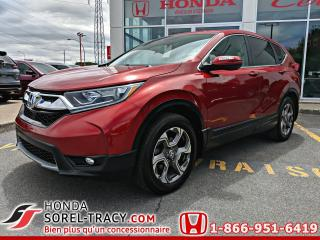Used 2018 Honda CR-V EX-L traction intégrale for sale in Sorel-Tracy, QC