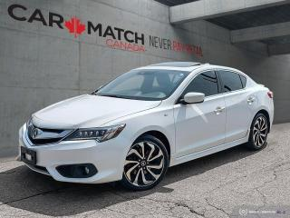 Used 2017 Acura ILX A-Spec / NAV / LEATHER / SUNROOF for sale in Cambridge, ON