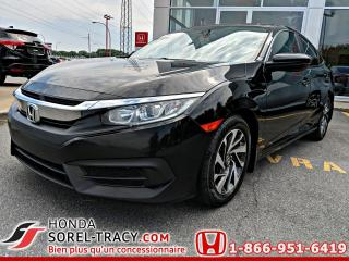 Used 2016 Honda Civic EX 4 portes CVT for sale in Sorel-Tracy, QC