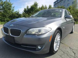 Used 2011 BMW 5 Series 535i X-Drive for sale in Halifax, NS