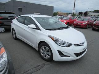 Used 2016 Hyundai Elantra LE-R for sale in Halifax, NS