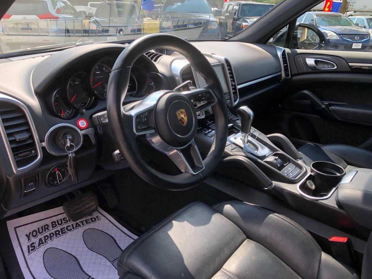 2017 Porsche Cayenne