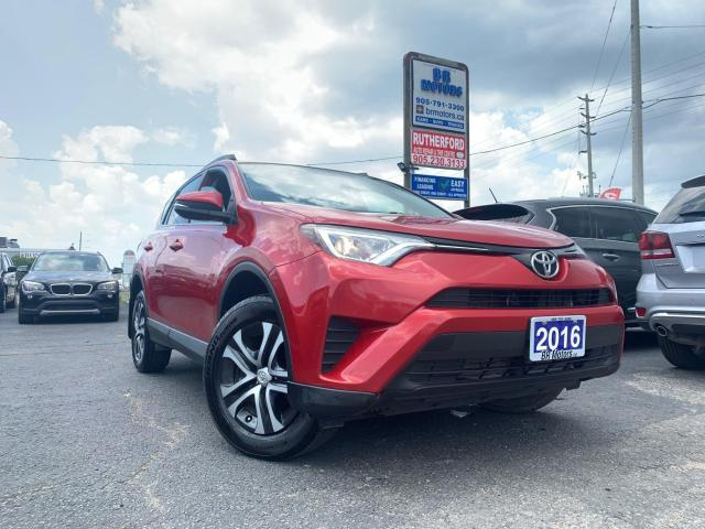 2016 Toyota RAV4 LE AIR CONDITION NO ACCIDENTS CARFAX CLEAN