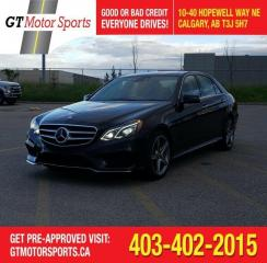 Used 2014 Mercedes-Benz E-Class E 550 for sale in Calgary, AB