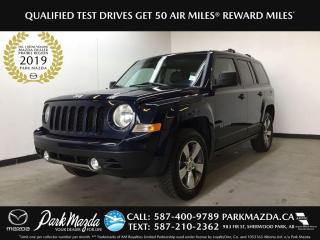 Used 2017 Jeep Patriot for sale in Sherwood Park, AB