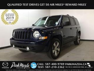 Used 2017 Jeep Patriot High Altitude Edition for sale in Sherwood Park, AB
