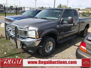 Used 2003 Ford F-350 (10-ANNEX) for sale in Calgary, AB