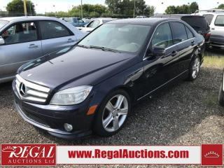 Used 2010 Mercedes-Benz C 300 (14-M) for sale in Calgary, AB