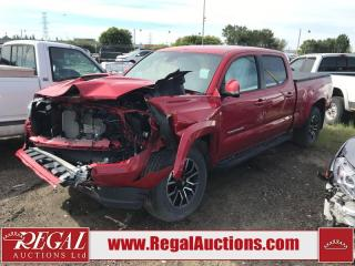 Used 2020 Toyota Tacoma (16-P) for sale in Calgary, AB