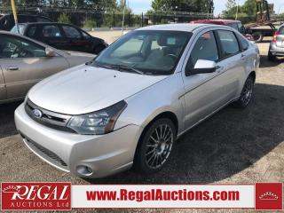 Used 2010 Ford Focus (18-B) for sale in Calgary, AB
