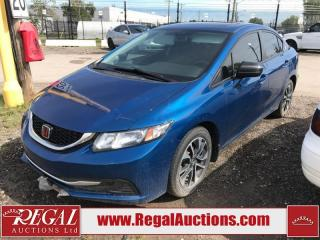 Used 2014 Honda Civic (2-X) for sale in Calgary, AB