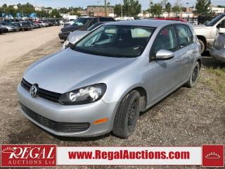 Used 2012 Volkswagen Golf (21-T) for sale in Calgary, AB