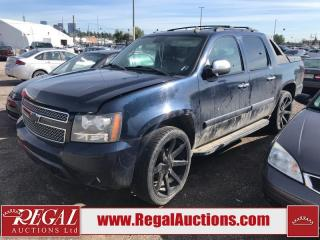 Used 2008 Chevrolet Avalanche (22-A) for sale in Calgary, AB