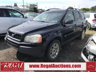 Used 2006 Volvo XC90 (22-V) for sale in Calgary, AB