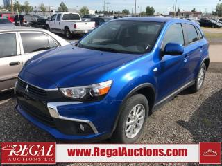 Used 2017 Mitsubishi RVR (24-H) for sale in Calgary, AB