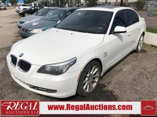 Used 2010 BMW 535xi (38-NF) for sale in Calgary, AB