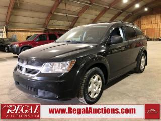 Used 2009 Dodge Journey 4D Utility for sale in Calgary, AB