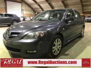 Used 2008 Mazda MAZDA3 Sport 4D Hatchback 2WD for sale in Calgary, AB