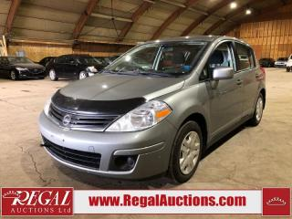 Used 2010 Nissan Versa S 4D Hatchback for sale in Calgary, AB